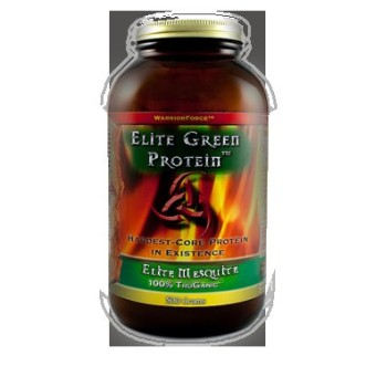 Elite Green Protein by HealthForce - Elite Mesquite