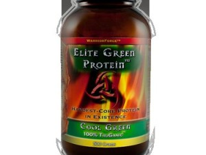 Elite Green Protein by HealthForce - Cool Green