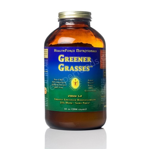 Greener Grasses by HealthForce Nutritionals - 284g