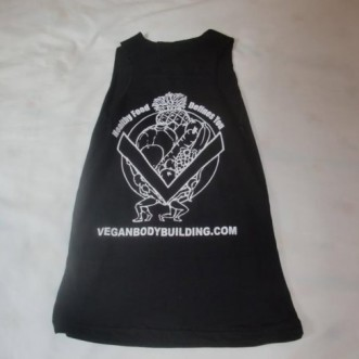 Vegan Bodybuilding & Fitness Tank - Women's