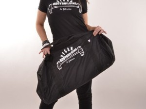 Vegan Bodybuilding & Fitness Gym Bag