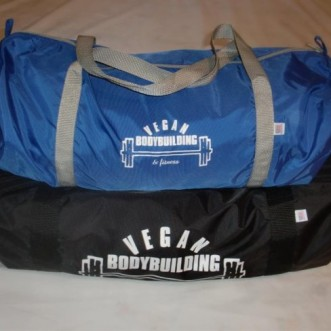 Vegan Bodybuilding & Fitness Gym Bags