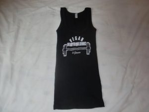 Vegan Bodybuilding & Fitness Ribbed Tank - Men's