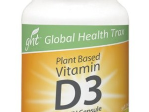 Vitashine Vegan D3 5000IU SoftGels by Global Health Trax