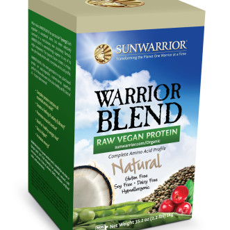Warrior Blend Natural Box 1kg