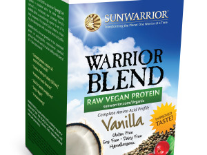 Warrior Blend Vanilla Box 1kg