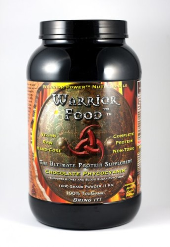 Warrior Food by HealthForce Nutritionals – Chocolate Plus