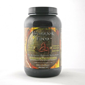 Warrior Food by HealthForce Nutritionals – Vanilla Plus