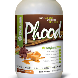 Phood by PlantFusion - Chocolate Caramel