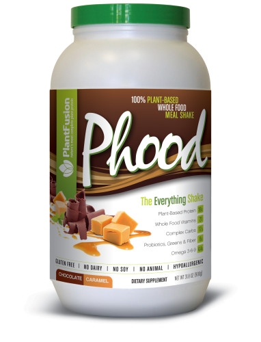 Phood by PlantFusion – Chocolate Caramel
