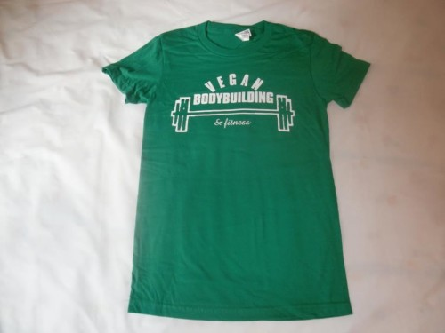 Green Womens TShirt Front