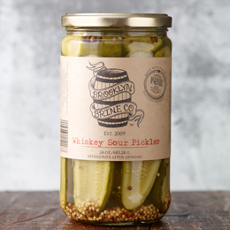 My all time favorite pickles.