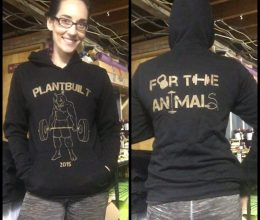 Plantbuilt For The Animals T-Shirt