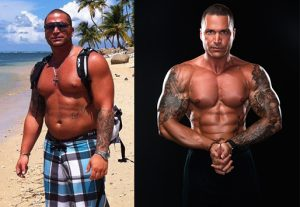 Vegan Proteins client Paul Salomone