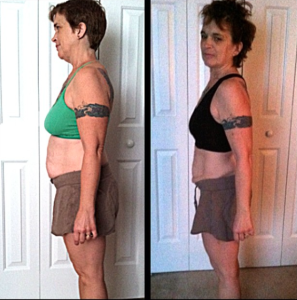Vegan Proteins client Ann Civitella