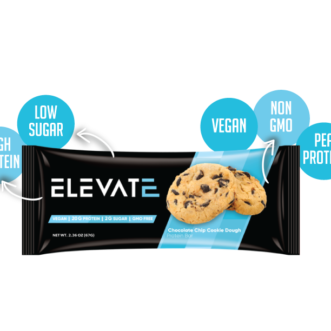 Elevate Vegan Protein Bar