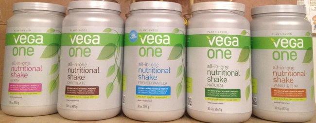 VegaONE Nutritional Shake