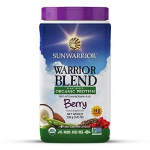 Ogranic Warrior Blend by Sunwarrior