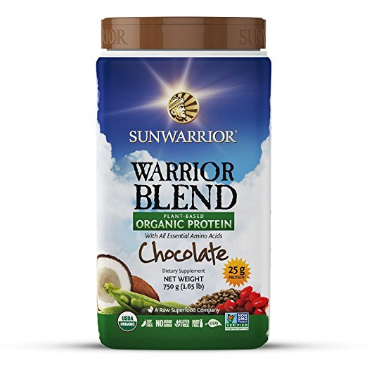 Organic Warrior blend chocolate