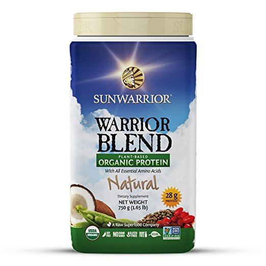 Warrior Blend Natural by Sunwarrior
