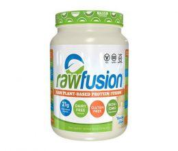 rawfusion vegan protein