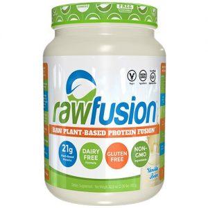 vegan raw fusion protein powder