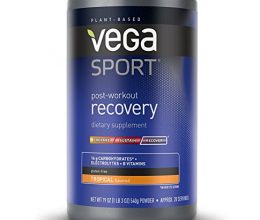 vega sport post workout smoothie