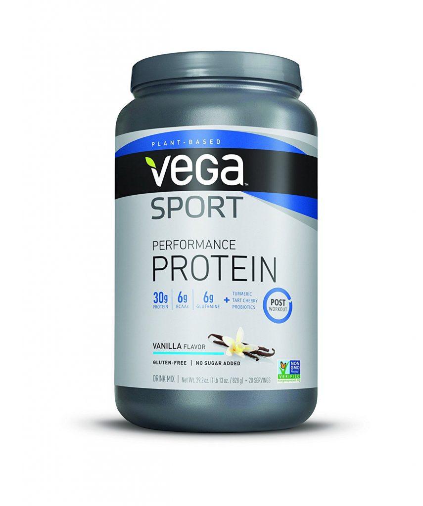 vega sport vanilla protein