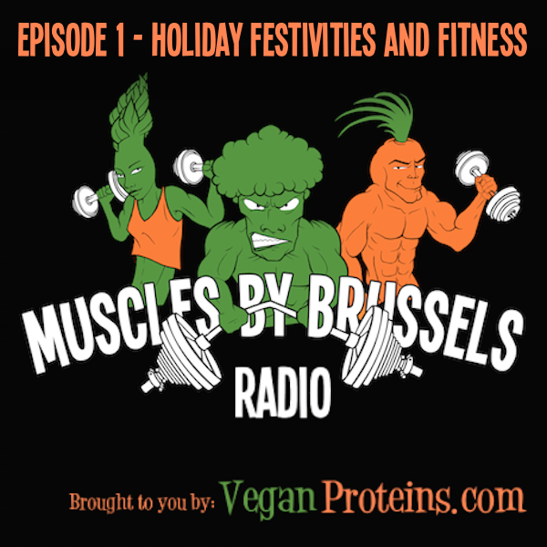 0001 Episode - Muscles By Brussels Radio Logo