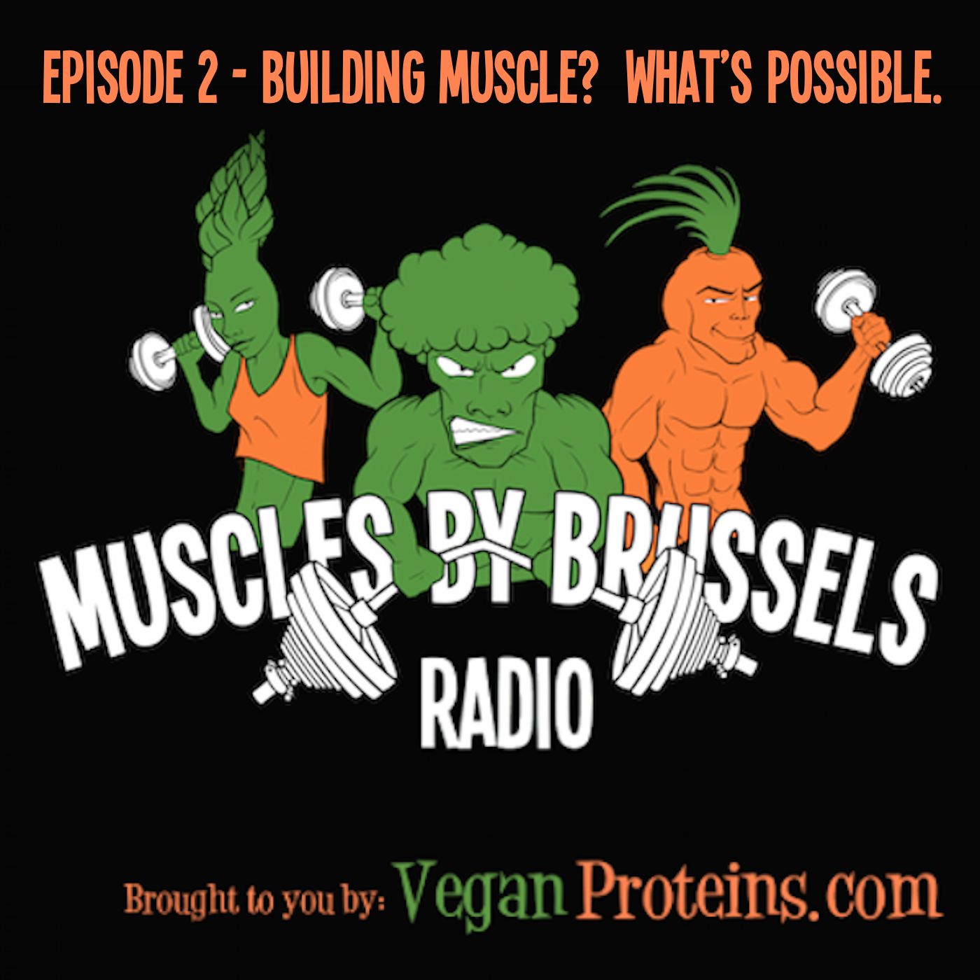 0002 Episode - Building Muscle? What's Possible