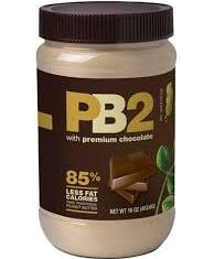 pPB2 Powdered peanut butter