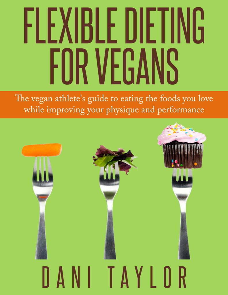 dani taylor flexible dieting for vegans