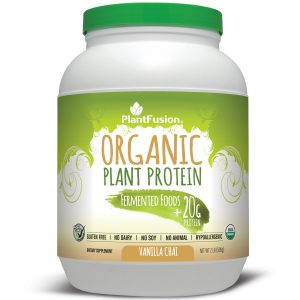 PlantFusion Organic plant protein