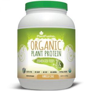 PlantFusion Organic plant protein
