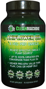 CleanMachine ahiflower oil
