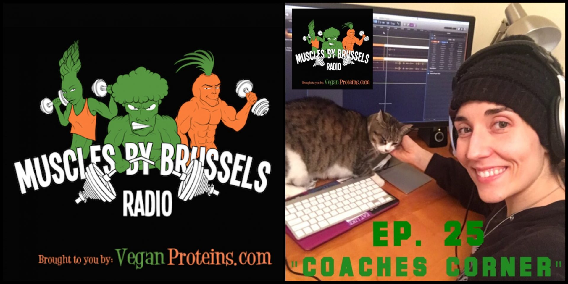 Muscles By Brussels Radio Ep 25 - Coaches Corner