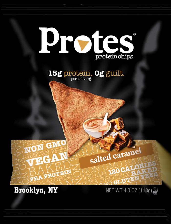 Protes Vegan Salted Caramel Chips