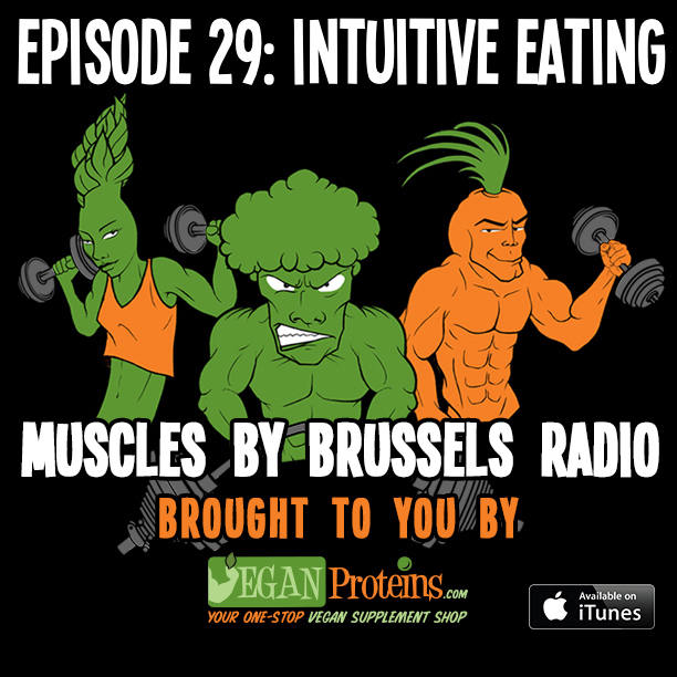 Muscles By Brussels radio - intuitive eating