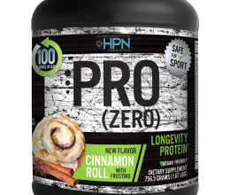 Pro Zero Cinnamon Roll