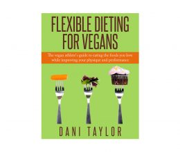 dani taylor flexible dieting for vegans