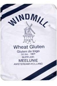 Bulk gluten to make all the seitan your hear can desire. Great source of vegan protein
