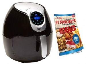 turbo cyclonic air fryer