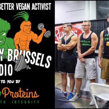 Podcast on how to be a better vegan activist
