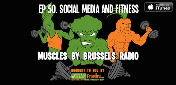 Episode 50. Social Media and Fitness