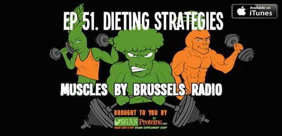 Episode 51. Dieting Strategies