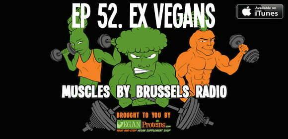 Episode 52. Ex-Vegans