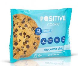 vegan protein cookie