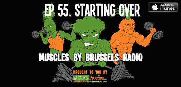 Episode 55. Starting Over