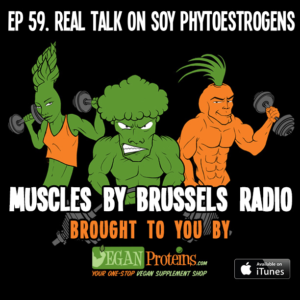 Episode 59. Real Talk on Soy Phytoestrogens