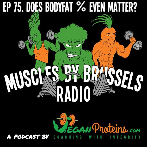Episode 75. Does Bodyfat % Even Matter?